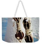 Sailing Dories 2 Weekender Tote Bag