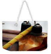 Sailing Dories 3 Weekender Tote Bag
