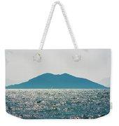 Sailing In The Distance Weekender Tote Bag