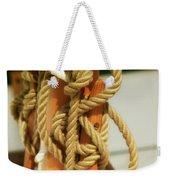 Sailing Knot Weekender Tote Bag