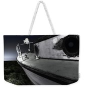 Sailing Land Weekender Tote Bag