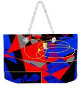 Sailing On An Open Sea Weekender Tote Bag