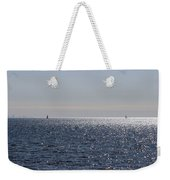 Sailing On Lake Pontchartrain Weekender Tote Bag