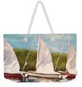 Sailing School Weekender Tote Bag