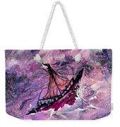 Sailing The Heavens Weekender Tote Bag