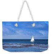 Sailing The Ocean Blue Weekender Tote Bag