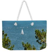 Sailing The Sea Of Marmara Weekender Tote Bag