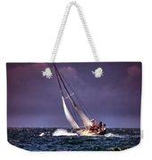 Sailing To Nantucket 001 Weekender Tote Bag