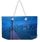 Sailing To The Present Weekender Tote Bag