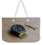 Sailor Matchbox Weekender Tote Bag