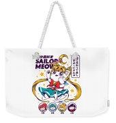 Sailor Meow Weekender Tote Bag