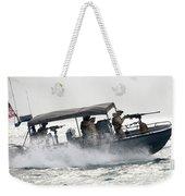 Sailors Patrol Kuwait Naval Bases Weekender Tote Bag