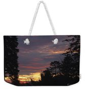 Sailors Take Warning Weekender Tote Bag