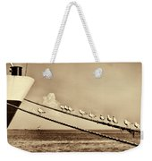 Sailors V2 Weekender Tote Bag