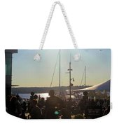 Sails And Sunsets Weekender Tote Bag