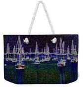 Sails At Sunrise Weekender Tote Bag
