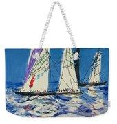 Sails IIi Weekender Tote Bag