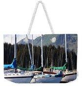 Sails Of Seldovia Weekender Tote Bag
