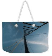 Sail...till The World Ends Weekender Tote Bag