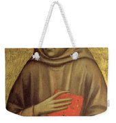 Saint Anthony Abbot Weekender Tote Bag