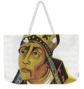 Saint Augustin Hippone Weekender Tote Bag
