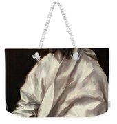 Saint Bartholomew Weekender Tote Bag