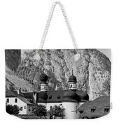 Saint Bartoloma On Konigssee Lake Weekender Tote Bag