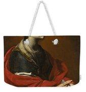 Saint Cecilia Weekender Tote Bag