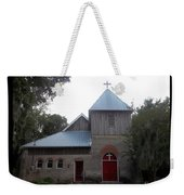 Saint Cyprians Episcopal Church Weekender Tote Bag