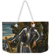 Saint George And The Dragon Weekender Tote Bag