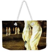 Saint George And The Dragon The Princess Tied To The Tree 1866 Weekender Tote Bag