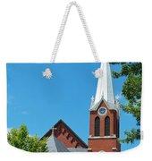 Saint George Church Weekender Tote Bag