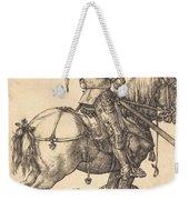Saint George On Horseback Weekender Tote Bag