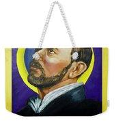 Saint Ignatius Loyola Weekender Tote Bag