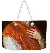 Saint Ignatius Weekender Tote Bag