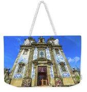 Saint Ildefonso Church Weekender Tote Bag