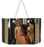 Saint Jerome (340-420) Weekender Tote Bag