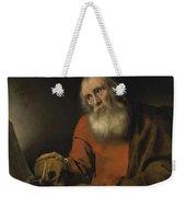 Saint Jerome Weekender Tote Bag
