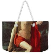 Saint Jerome Weekender Tote Bag