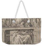 Saint Jerome In His Study Weekender Tote Bag