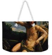 Saint John The Baptist 1637 Weekender Tote Bag
