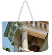 Saint John The Baptist Bell Tower Weekender Tote Bag