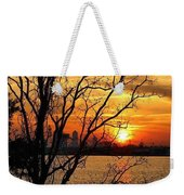 Saint Johns River Sunset  Weekender Tote Bag