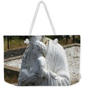 Saint Joseph Weekender Tote Bag by Peter Piatt