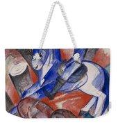 Saint Julian The Hospitaler Weekender Tote Bag