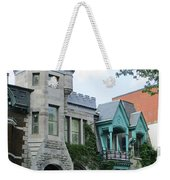 Saint Louis Square 8 Weekender Tote Bag