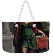 Saint Lucy Weekender Tote Bag