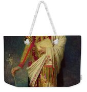 Saint Margaret Slaying The Dragon Weekender Tote Bag