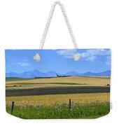 Saint Henry's Panorama Weekender Tote Bag