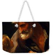 Saint Matthew 1621 Weekender Tote Bag